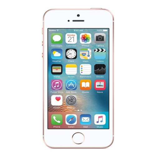 iPhone SE 32 GB Oro rosa 2 GB RAM