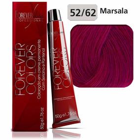 Coloração Forever Colors - 52/62 Marsalla 100% Original