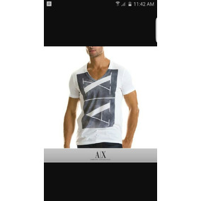Remeras Armani Exchange