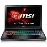 Notebook Gamer Msi I7 Hq Full Hd Retroiluminado + Video 3gb