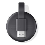 Google Chromecast 3rd Generación  Full Hd  Carbón