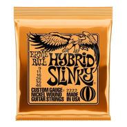 Encordoamento  Ernie Ball .009/.046 Hybrid Slinky