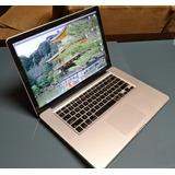 Macbook Pro 2011 15