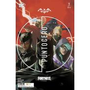 Batman / Fortnite: Punto Cero No. 1