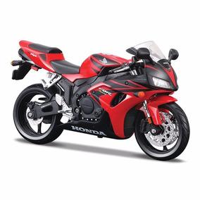 Motocicleta Moto Honda Cbr1000rr Escala 1:18 Welly
