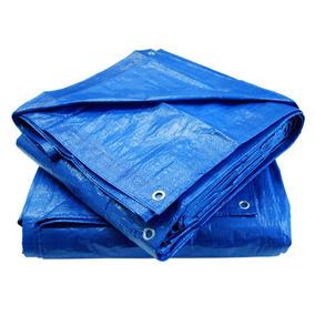 Capa Lona Azul Piscina Barco Telhado Direto De Fabrica 5x4