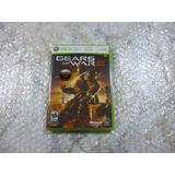 Gears Of War 2 Xbox 360 Juego Original 2008 Nuevo Sellado
