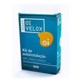 Modem Roteador Adsl Oi Velox - Modelo Zte Zxdsl 831 Ii V2