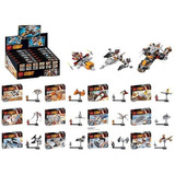 Star Wars Lego Bozhi 12 Modelos!!!!!