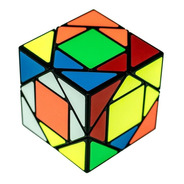 Cubo Rubik Moyu Pandora Cube Black Belgrano Cubo Mágico
