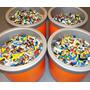 1 Libra De Lego / Fichas Piezas ( 200 Fichas Aprox/ )