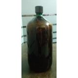 Botellón De Reactivos Químico Antiguo.