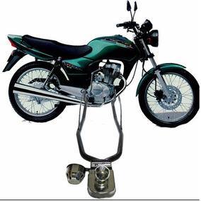 Engate Reboque Para Moto Honda Cg 125 Até Ano 1999 - Inmetro