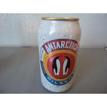 Lata De Cerveja Antarctica Milênio Cheia De 2000