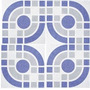 Ceramica Antideslizante 35x35 Modelo: Grey Blue