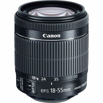 Lente Canon Efs 18-55mm F/3.5-5.6 Is Stm T3i T5i T6i 60d 70d