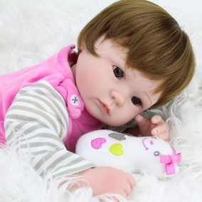 Bebê Reborn Larinha Importado Silicone Pronta Entrega
