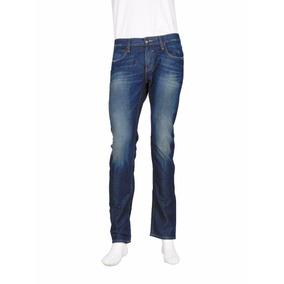 Jeans .618 De Mezclilla Para Caballeros Slim Fit. Est. 5196