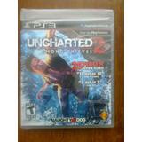 Uncharted 2 Among Thieves Ps3 Nuevo Sellado