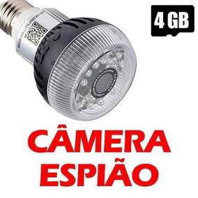Camera Controlada Por Celular Espia Pequena Produtos Para