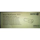 Toner Alta Capacidad Xerox Workcentre 3655 106r02739