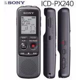 Gravador E Reprodutor De Voz - Sony Digital 4gb - Icd-px240