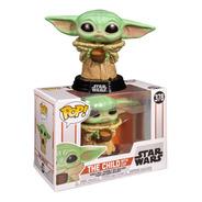 Funko Pop Baby Yoda Star Wars Figura Original