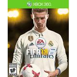 Fifa 18 Digital Para Xbox 360 (no Físico)