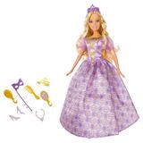 Barbie Princesa Renacimiento Muñeca Púrpura
