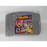 Super Smash Bros Nintendo 64 Nuevo Version Usa Generico
