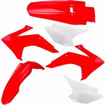 Kit Plastico Para Crf 230 Adaptavel Em Xr 200 E Tornado E Dt