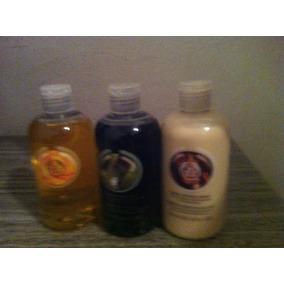 Gel De Banho E Manteiga Hidratante Empório Body Shop