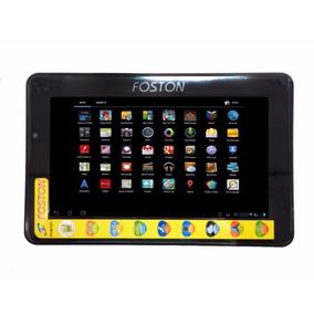 Tablet Foston Fs-787m- Android 6.0- Quad Core- 4gb Memoria
