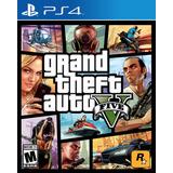 Grand Theft Auto V Nuevo Sellado Gta V Fisico Nuevo Sellado