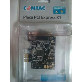 Placa Pci Express X1 - Paralela