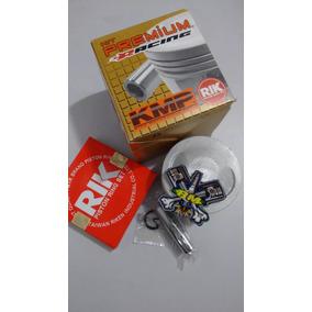 Pistão Crf 230 67,5mm Taxado Premium+biela De Cg 150 Pino 15