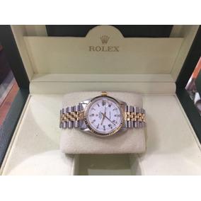 Rolex Datejust Acero & Oro Automatico Midsize