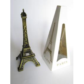 Torre Francia París De Metal Medida 18 Cm. Envíos