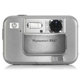Camara Digital Hp R847 8mp 3x Zoom Optico
