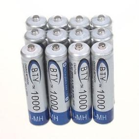 Bateria Pila Recargable Bty Aa 3000mah Aaa 1000mah 1.2v