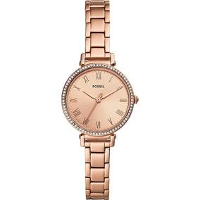 34107ce1833 Relogio Fossil Ouro Rose Masculino - Relógio Masculino no Mercado ...