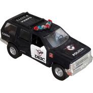 Miniatura Ford Explorer Policia Civil Pc Sp - Veraneio