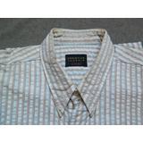 Camisa Christian Lacroix Talle 43 Xl Belgrano Tela Especial