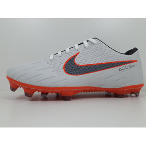 Chuteira Campo Trava Nike Acc Sola Costurado Envio Imediato
