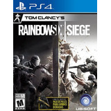 Juego Rainbow Six: Siege Ps4 Ibushak Gaming
