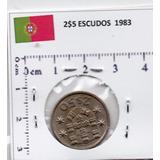 Monedas Mundo Portugal 2$5 Escudos 1983 P4