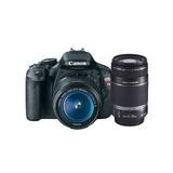 Canon Eos Rebel T3i 18 Mp Cmos Sensor Aps-c Digic 4 Cámara