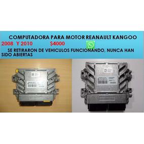 Computadora (ecu) Para Motor Reanault Kangoo 2008 Y 2010