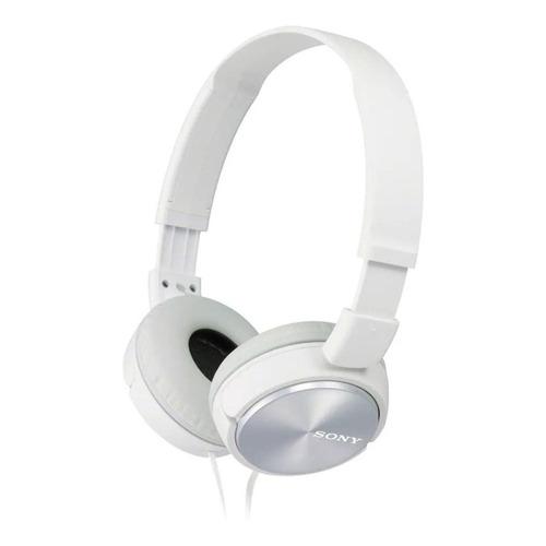 Audífonos Sony ZX Series MDR-ZX310 white
