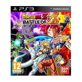 Dragon Ball Z: Battle Of Z Juego Digital Ps3 Playstation !